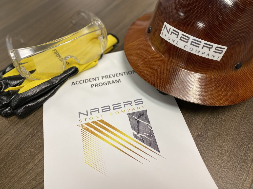 Safety First, Tile and Stone Contractors | Nabers Stone Co. Inc. LA